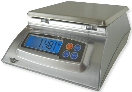 Balance de cuisine professionnelle My Weigh KD7000