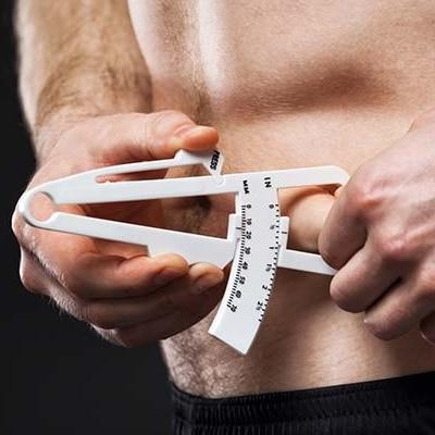 Calculer masse musculaire grasse adipomètre