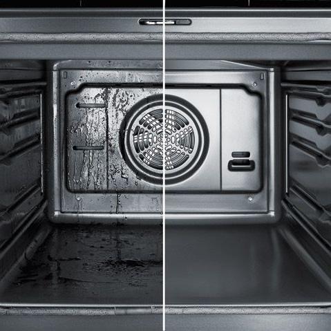 Choisir cuisinière nettoyage four