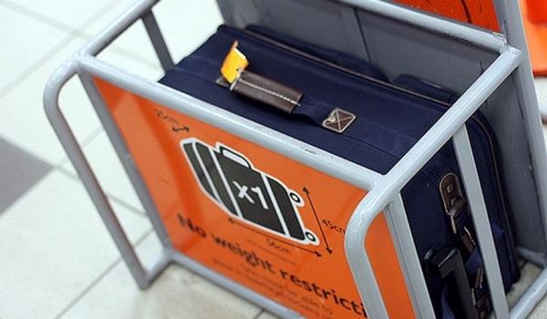 Dimensions valise cabine dépassement