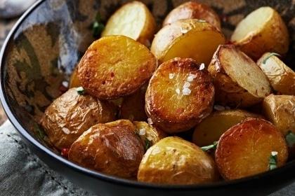 Recette pommes de terre micro ondes dorées au four