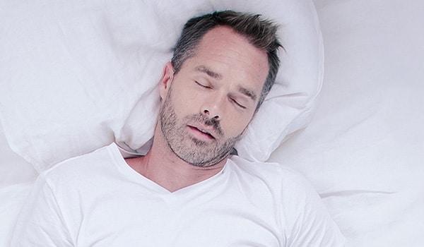 Apnée du sommeil explication