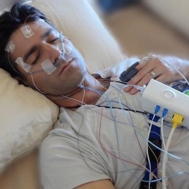 Apnée du sommeil test