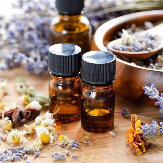 Bain de bouche maison huiles essentielles