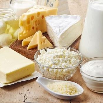 Bons mauvais aliments dents produits laitiers
