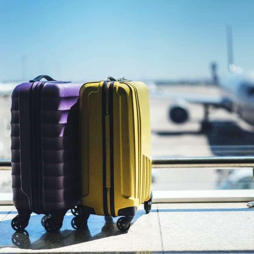 Choisir bagage cabine