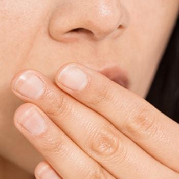 Choisir bain de bouche mauvaise haleine