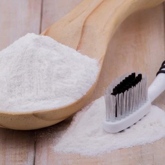 Enlever tartre dents bicarbonate de soude