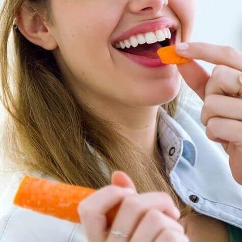 Enlever tartre dents solutions maison