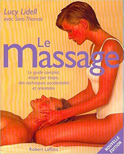 Livre massage Le Massage le guide complet