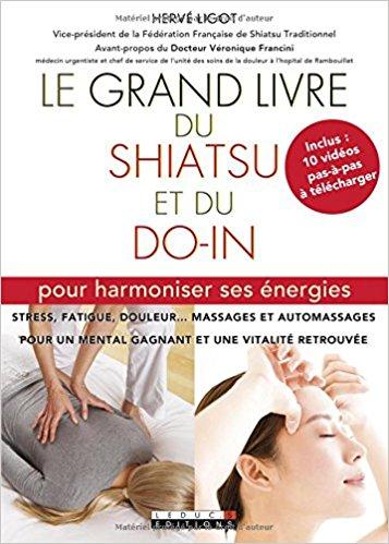 Livre massage Le grand livre du shiatsu et du do in