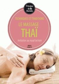 Livre massage Le massage thaï