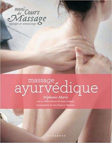 Livre massage Massage ayurvédique