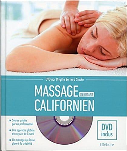 Livre massage Massage californien Débutant
