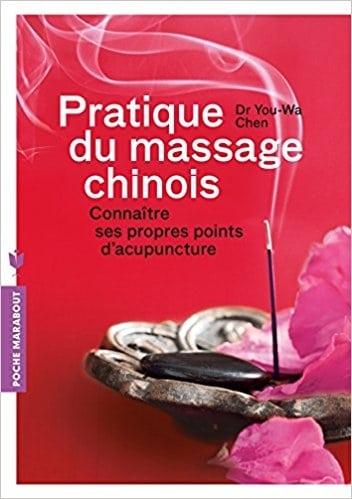 Livre massage Pratique du massage chinois
