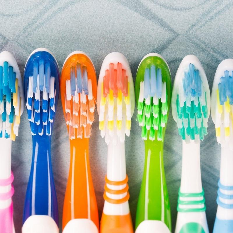 brosse à dent manuelle
