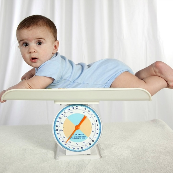 Peser bébé