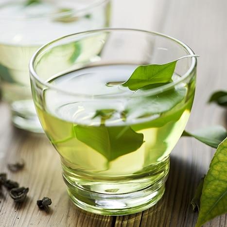 Recettes astuces points noirs lotion citron thé vert