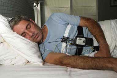 Savoir si on ronfle test apnée du sommeil