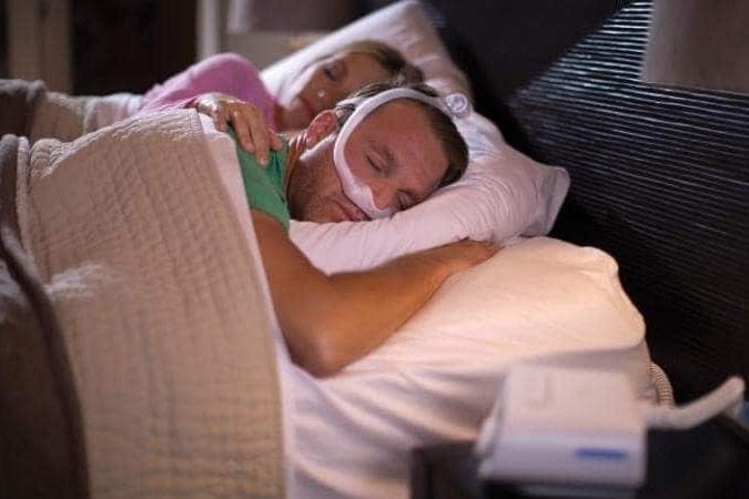 Soigner apnée sommeil ppc ventilation nocturne
