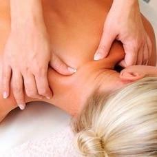 Technique massage dos nuque