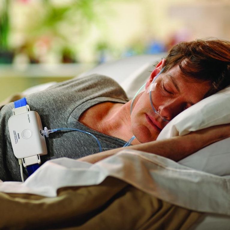 Test apnée sommeil