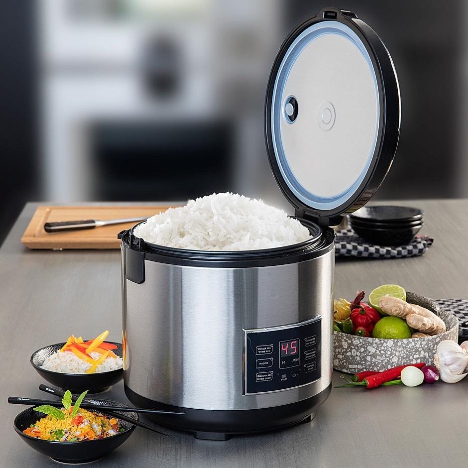 Choisir cuiseur riz contenance