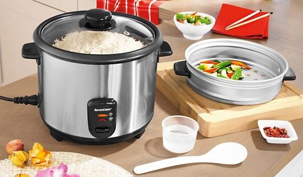 Choisir cuiseur riz panier vapeur