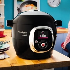 Cookeo + Connect Thermomix TM5 différences