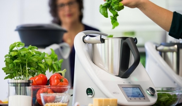 Cookeo + Connect Thermomix TM5 similarités