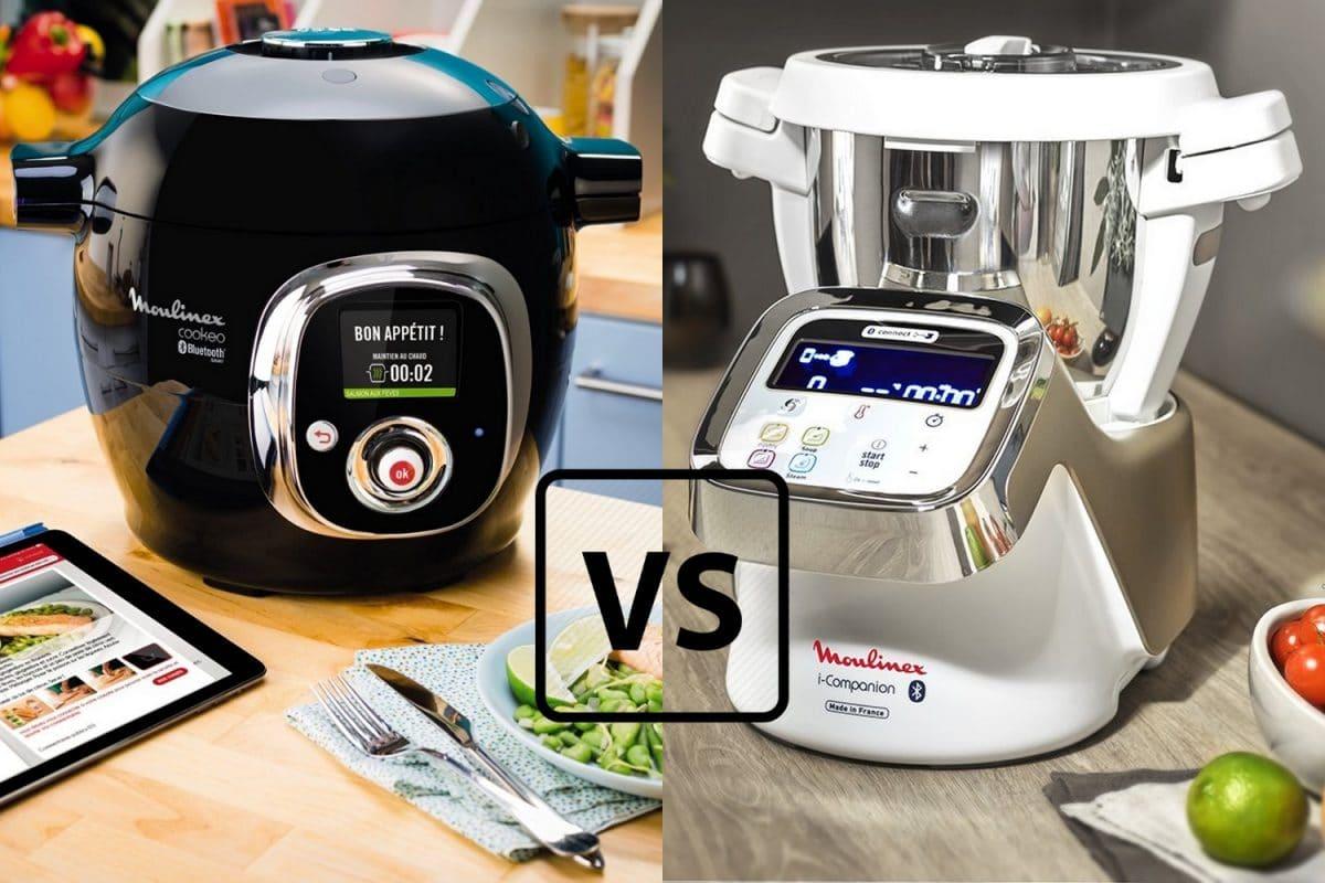 Difference Entre Cookeo Et Autocuiseur cookeo vs companion : comparatif de deux modèles connectés