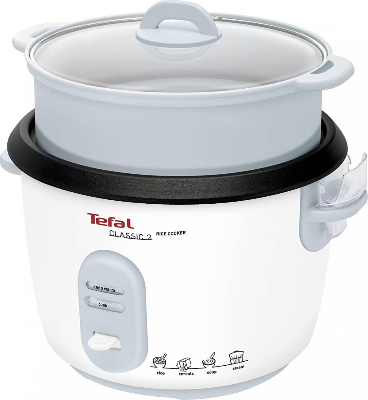Cuiseur à riz Rice cooker Tefal 1.8L 750W