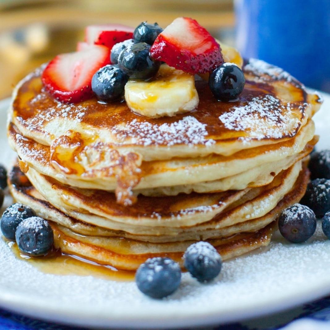 Meilleure recette pancake