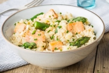 Recette entrée cookeo risotto