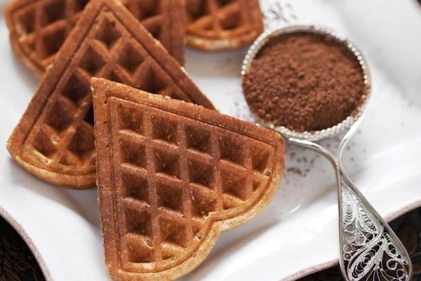 Recette gaufre chocolat