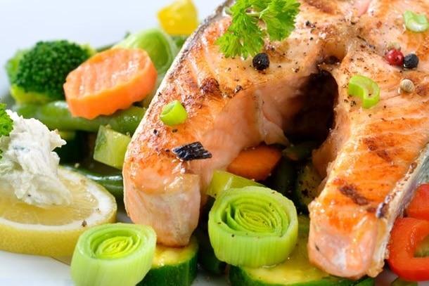 Recette plat cookeo pavé de saumon