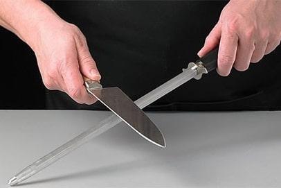 Aiguiser couteau fusil à aiguiser