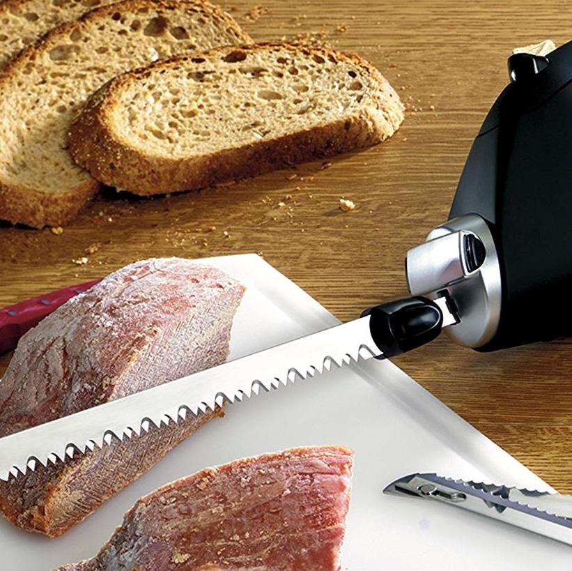 Choisir couteau électrique