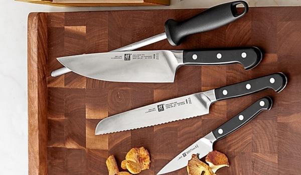 Choisir couteau cuisine type