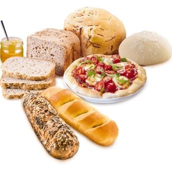 Choisir machine à pain taille programmes