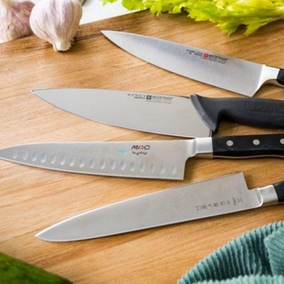 Meilleur couteau chef