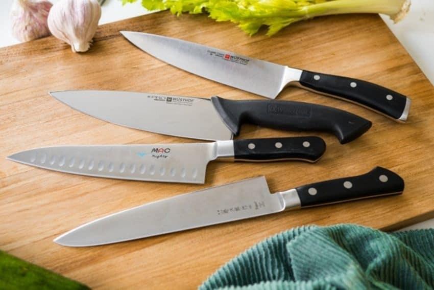 Quelles sont les meilleures marques de couteaux de cuisine for Marques de cuisines equipees