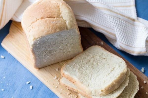 Recette pain machine à pain