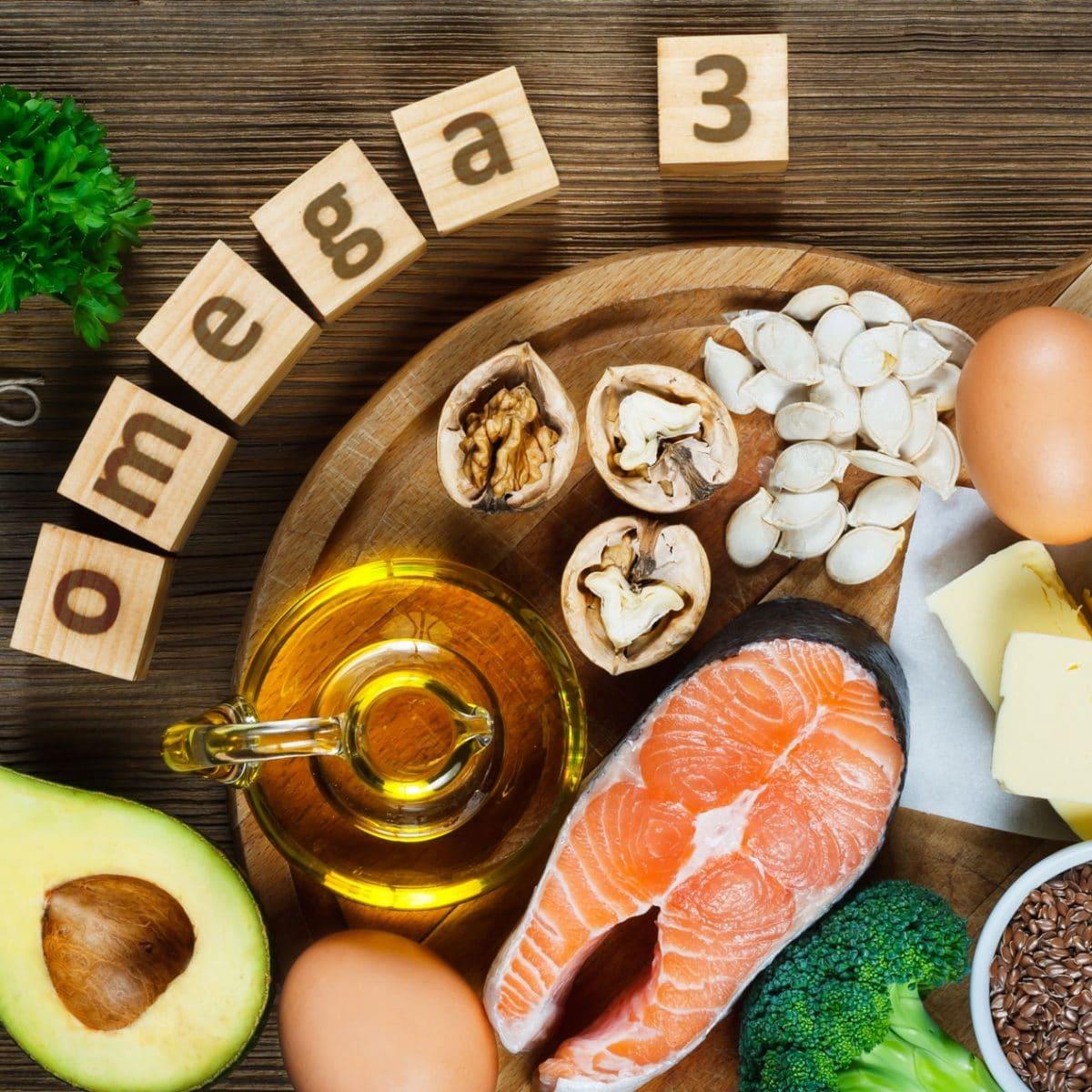 Aliments riches Oméga 3