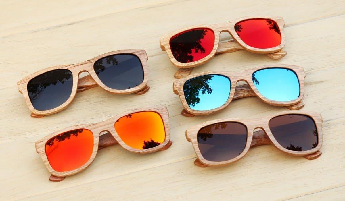 Comment choisir lunettes soleil bois