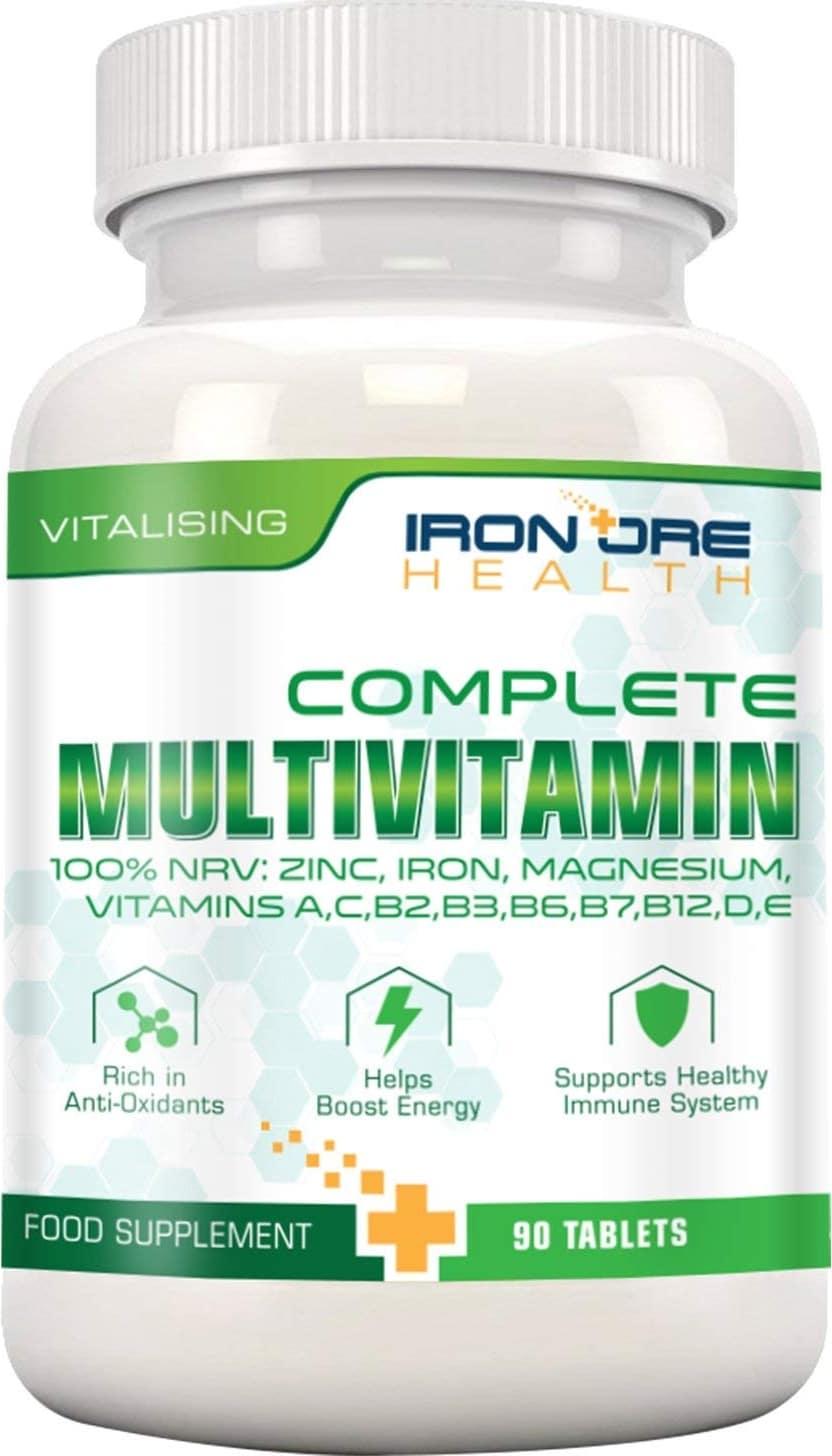 Complément multivitamines minéraux Iron Ore Health