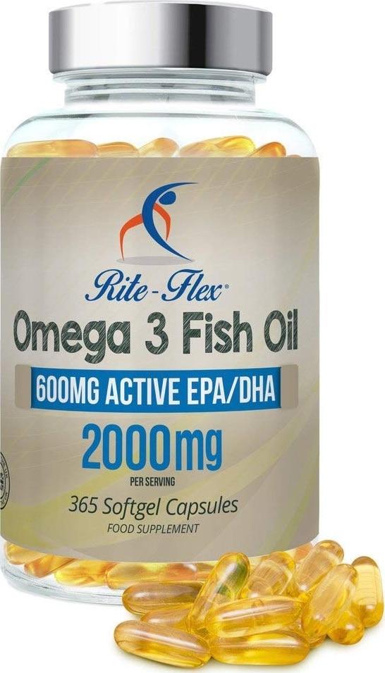 Compléments Oméga 3 Rite Flex