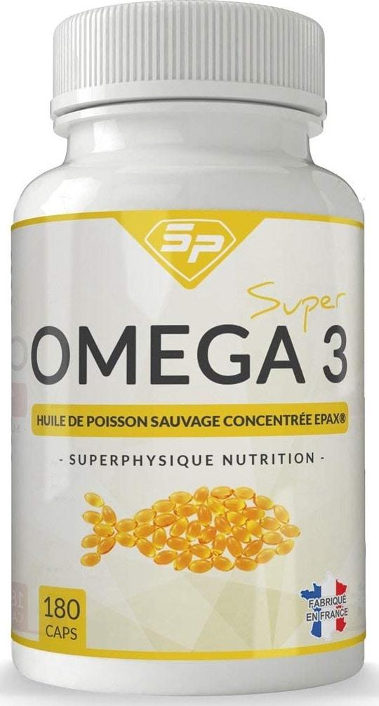 Compléments Oméga 3 SuperPhysique Nutrition