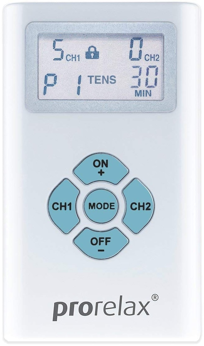 Electrostimulateur Prorelax Tens + Ems Duo