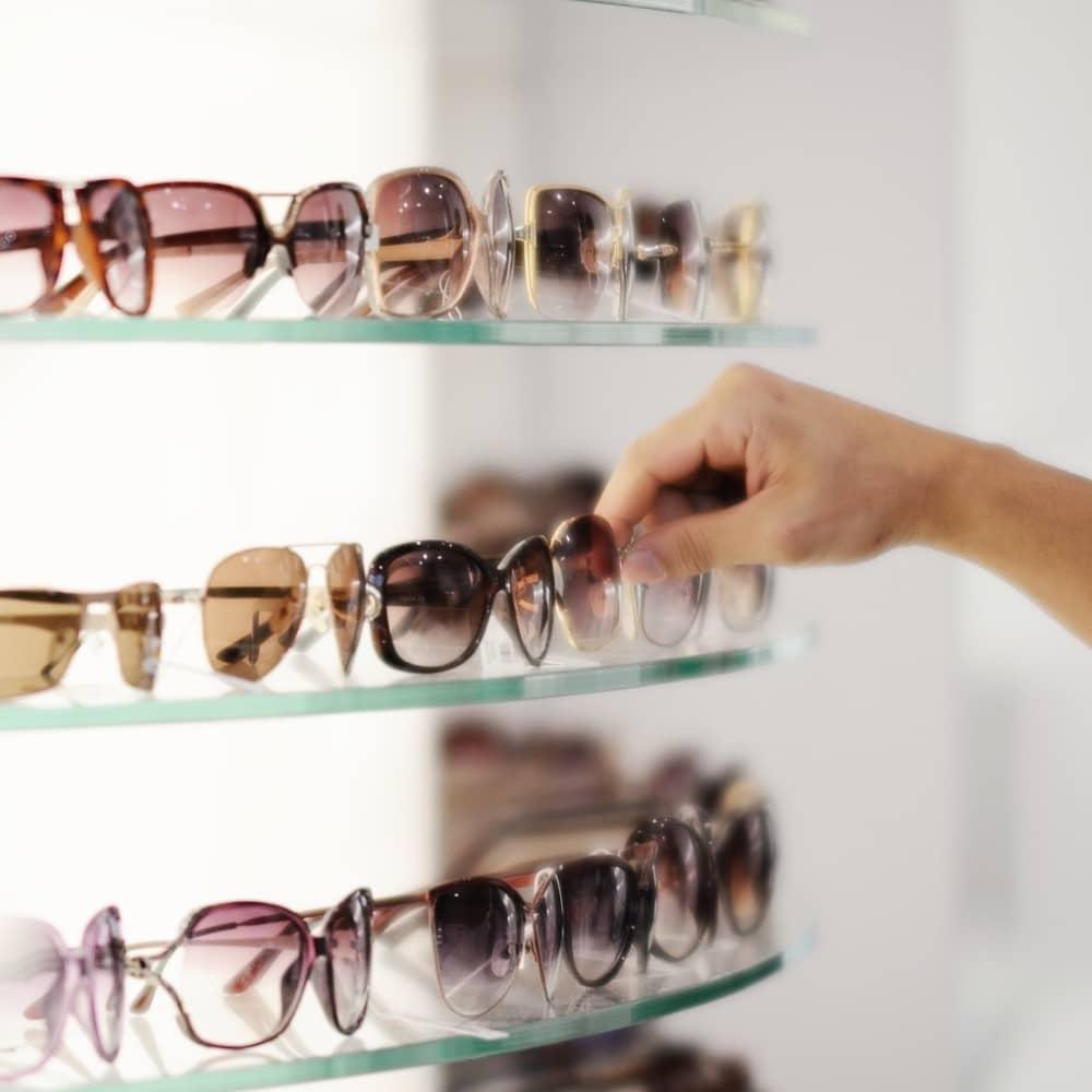 Où acheter lunettes soleil